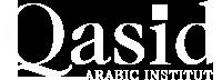 Qasid Online :: Learn Arabic Online Mobile Retina Logo